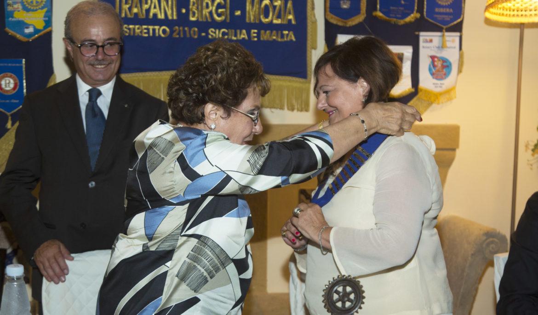 Passaggio della Campana Anno Rotariano 2019/2020