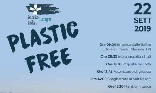 Giornata Ecologica – Plastic Free #2 – 22 Settembre 2019