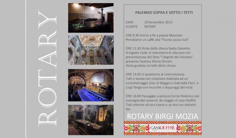 Palermo Sopra e Sotto i Tetti