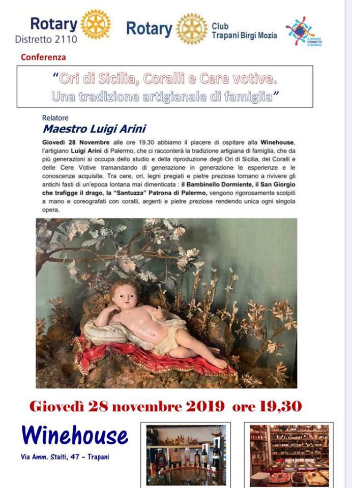 """""""Ori di Sicilia, Coralli e Cera votive. Una tradizione artigianale di famiglia"""""""