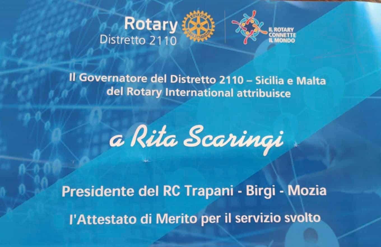 RC attestato SCARINGI 2020