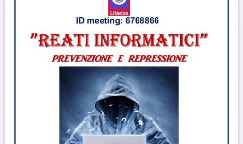 """""""Reati Informatici"""" Prevenzione e repressione"""