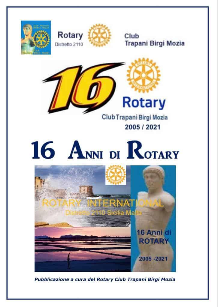 16 Anni di Rotary
