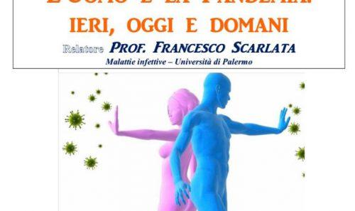 """""""L'Uomo e la Pandemia: Ieri, Oggi e Domani"""""""