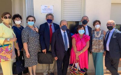 Inaugurazione Studio Medico Sociale Rotariano 2021